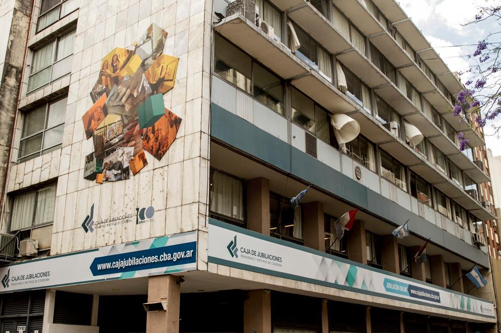 Ministerio de Finanzas de Córdoba